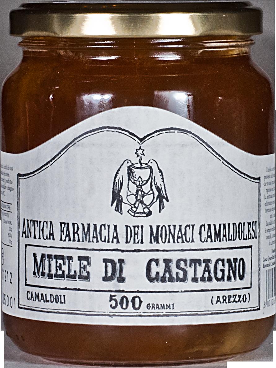Antica Farmacia Dei Monaci Camaldolesi.Miele Di Castagno Dell Antica Farmacia Dei Monaci Camaldolesi 500 Gr
