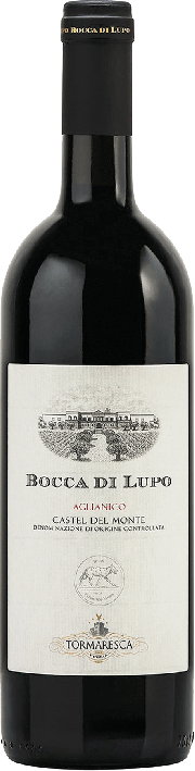 Bocca di Lupo Aglianico La Tormaresca 2013 0.75 lt.