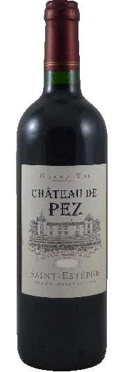 Chateau de Pez St. Estèphe 2016 0.75 lt.
