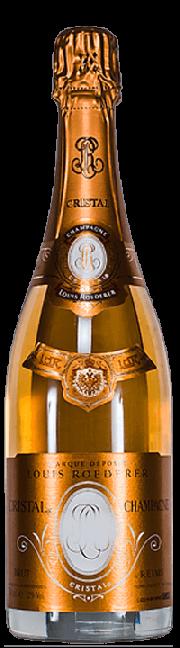 Champagne Cristal brut Collection Privée Louis Roederer 1999 3 lt.