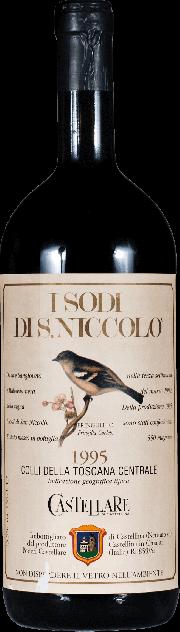 I sodi di San Niccolò Castellare di Castellina 1995 1.5 lt.