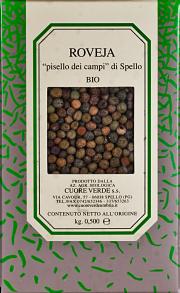Roveja biologica Cuore Verde 500 gr.