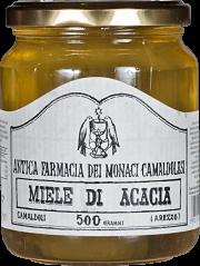 Miele d'Acacia dell'Antica Farmacia dei Monaci Camaldolesi 500 gr.
