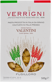 Fusilloro Valentini per Verrigni 500 gr.