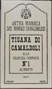 Tisana depurativa di Camaldoli 100 gr.
