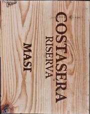 Costasera Riserva Masi 2004 0.75 lt.