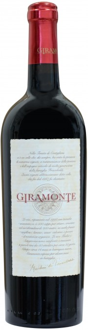 Giramonte Marchesi de'Frescobaldi 2009 0.75 lt.