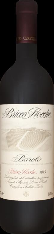 Barolo Bricco Rocche Ceretto 1999 0.75 lt.