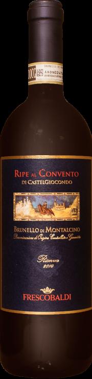 Brunello di Montalcino Riserva Ripe al Convento Castelgiocondo Frescobaldi 2010 0.75 lt.