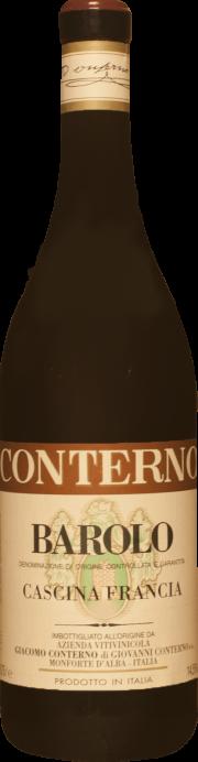 Barolo Cascina Francia Conterno 2015 0.75 lt.