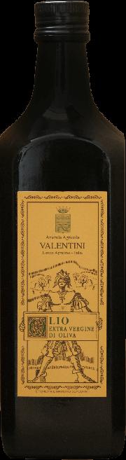 Olio Extra Vergine di oliva Valentini 0.75 lt.