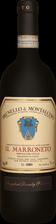 Brunello di Montalcino Il Marroneto 2010 0.75 lt.
