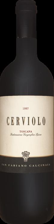 Cerviolo San Fabiano Calcinaia 1997 0.75 lt.