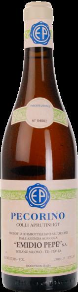 Pecorino d'Abruzzo Emidio Pepe 2017 0.75 lt.