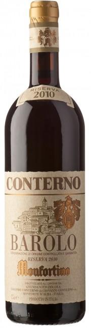 Barolo Monfortino Riserva Conterno 2010 0.75 lt
