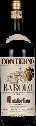 Barolo Monfortino Conterno Riserva 1998 1.5 lt.