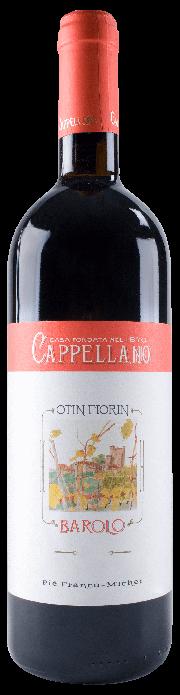 Barolo Otin Fiorin Cappellano 2000 0.75 lt.