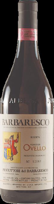 Barbaresco Riserva Ovello Produttori del Barbaresco 2014 0.75 lt.