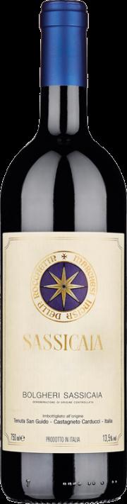 Sassicaia Tenuta San Guido 2016 0.75 lt.