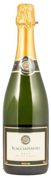 Champagne Spumante Scacciadiavoli Brut 0.75 lt.