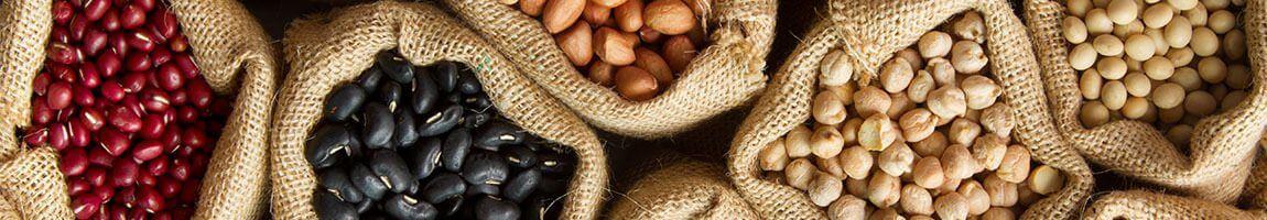 legumi biologici