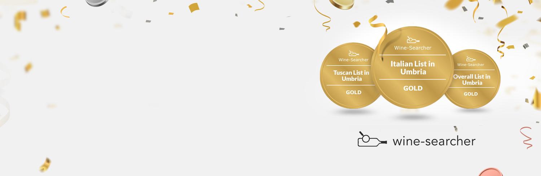 medaglia oro 2019 wine searcher