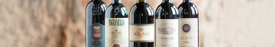 super tuscan wines