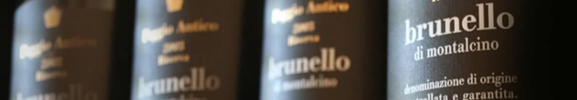 vino brunello di montalcino